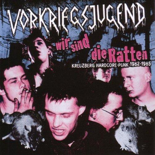 Vorkriegsjugend: Wir Sind die Ratten (Audio CD)