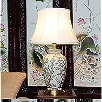 SBWYLT-Tavolo retrò lampada salotto letto giardino vento