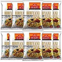 Quality Spices Biriyani Masala Powder 100 Grams (Pack of 10)