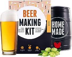 Kit para elaborar Cerveza Artesana Lager en Casa - Producto de Alemania - Disfruta tu cerveza en sólo 7 días -...