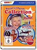 Astrid Lindgren Collection MICHEL AUS LÖNNEBERGA + KARLSSON AUF DEM DACH + FERIEN AUF DER KRÄHENINSEL 3 DVD Box Edition