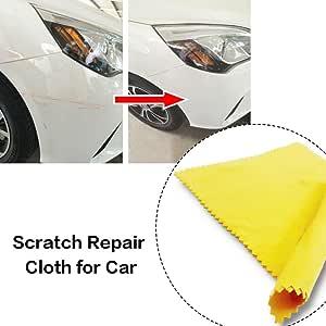 Auto Kratzer Repair Reinigungstuch Fast Fix Klares Auto Kratzer Spot Rost Und Teer Spot Entferner Auto Poliertuch Für Entfernen Schrammen Auf Auto Oberfläche Baumarkt