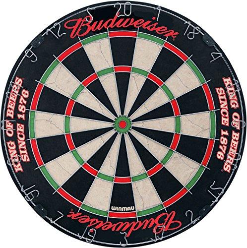 winmau-rund-draht-borsten-klammer-budweiser-grafiken-bullseye-dartscheibe