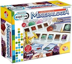 Liscianigiochi 40322 - Discovery Laboratorio di Mineralogia