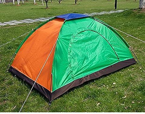 2–3personnes en plein air Tente par Elstey deux portes Tente de camping Grand parc Camping tentes pour couple