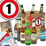 Geschenke zum 1. Hochzeitstag | Bierpaket mit Bieren der Welt