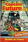 CAPTAIN FUTURE - Die große Science-Fiction-Serie Comic # 68: Die Halle des Grauens