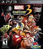 Best Capcom PS3 Games - Marvel Vs Capcom 3: Fate of Two Worlds Review