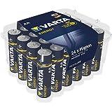 """Pila VARTA Energy AA Mignon LR06 (paquete de 24 unidades), pila alcalina – """"Made in Germany"""" – ideal para radios y relojes de"""