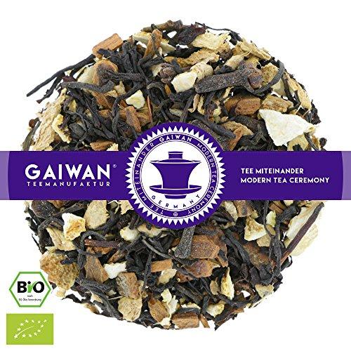 N° 1192: tè nero biologique in foglie