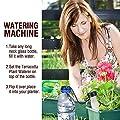KKtick Wasserspender Bewässerung,Wasserspender für Zimmerpflanzen Automatische Bewässerung für Pflanzen (6 Stück) von KKtick auf Du und dein Garten