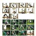 5 x 2.8m Fliegen Anti-Schwerkraft Yoga Pilates Schaukel Hängematte