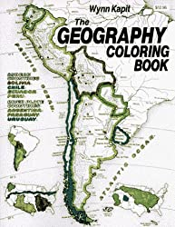 The Geography Colouring Book
