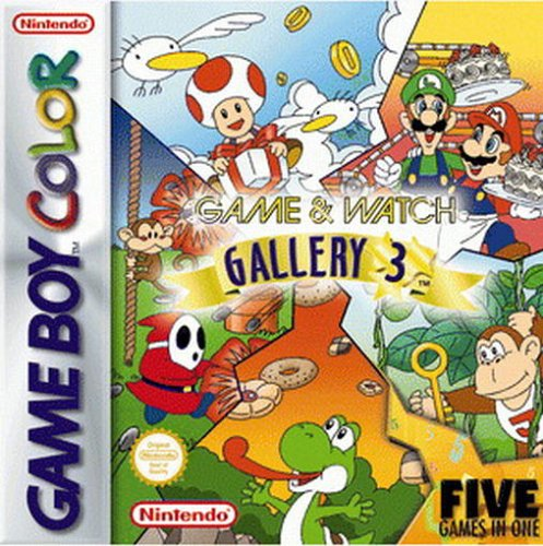 Game & Watch Gallery 3 (Game Watch Gallery)