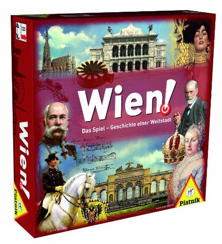 Preisvergleich Produktbild Piatnik 6319 - Wien - Das Spiel