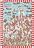 Advent Calendar - Where's Wally - a glitter Christmas advent calendar