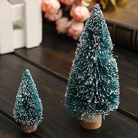 Tutoy Mini Weihnachten Kiefer Weihnachtsdekoration Ornament -45mm