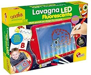 Lisciani Giochi 64137 - Carotina Lavagnona Fluorescente LED