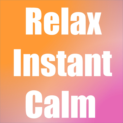 Instant Calm 6-in-1 Complete: games (relaxing) , rain anti-stress therapy, instant calm music & images, guided relaxation and meditation.Be more relaxed ,self assured, cool and collected .Calm down,keep stress levels low! Also good if shy / introvert - Gesundheit Stress-bälle