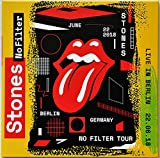 THE ROLLING STONES LIVE IN BERLIN 2018 No Filter Tour limited edition 2CD set in cardbox [Audio CD]
