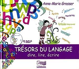Tresors du Langage (Livre+CD)