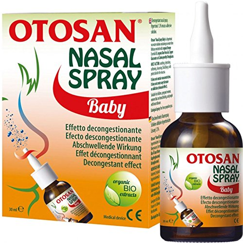 OTOSAN Baby Nasenspray 30 ml Nasenspray