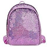 fazry Backpack For Women ! Fashion Backpack Women Sequin Zipper School Bag Backpack