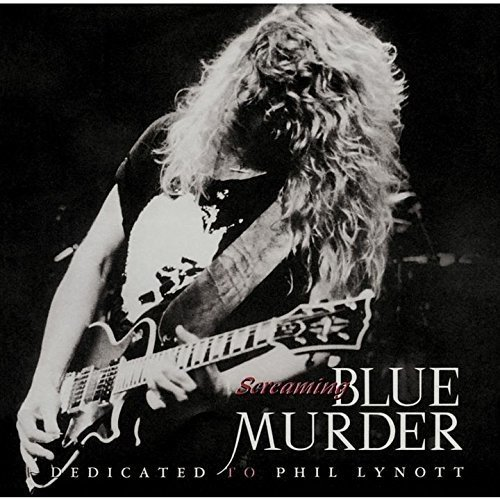 Screaming Blue Murder:Dedicate (Blue Murder-cd)
