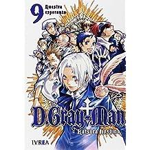 D. Gray Man 9 (Shonen - D.Gray-Man)