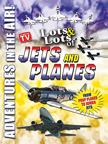 Lots & Lots of Jets and Planes - Adventures in the Air [OV] (Jet Blue Air)