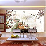 Y-Hui Jade Carvings Fancy 3D Stereo Wallpapers TV Walls Seamless Wall Cloth Wallpapers Wallpapers Wallpapers Wallpapers,200cmx140cm