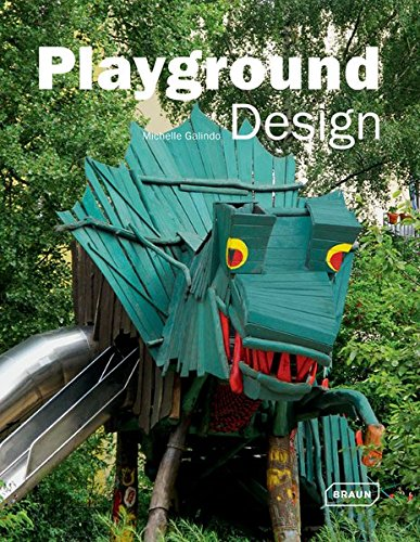 Playground Design (Architecture in Focus) por Michelle Galindo