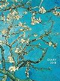 Van Gogh - Almond Blossom 2018 Pocket Diary