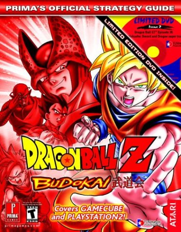 Dragon Ball Z: Budokai (GC/PS2): Prima's Official Strategy Guide
