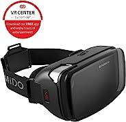 homido V2Kopfhörer-virtuelle Realität–Schwarz