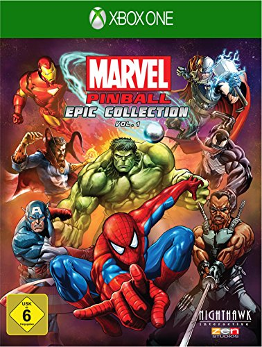 Marvel Pinball EPIC Collection Volume 1 [Xbox One]