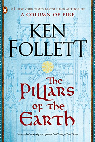 The Pillars of the Earth (Kingsbridge Book 1) (English Edition)