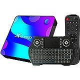 Android 10.0 TV Box 4GB RAM 32GB ROM Set Top Box Smart TV Box RK3318 USB 3.0 1080P Ultra HD 4K HDR WiFi 2.4GHz 5.8GHz BT 4.1