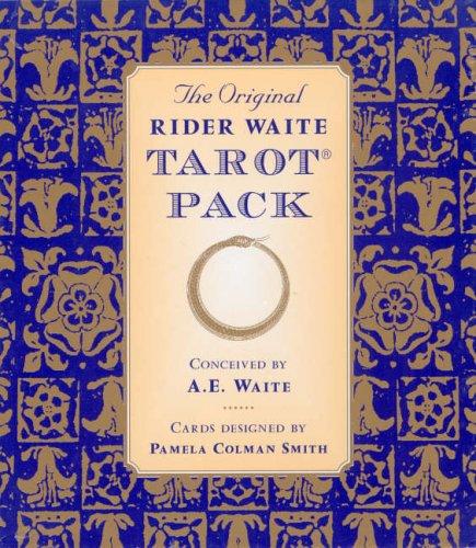 The Original Rider Waite Tarot Pack por A.E. Waite