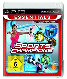 Sports Champions (Move) [Essentials] - [PlayStation 3]