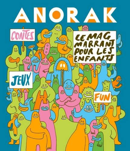 Anorak France Vol. 1 par Cathy Olmedillas