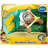 Jake and The Never Land Pirates - Juguete lanzador de doblones