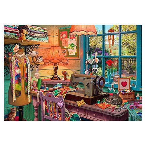 Jinzuke Getreide Löffel Farm Werkzeuge Buchhandlung Schneiderei Gemälde Needlework Kristall Stickerei Bilder Diamant-Kreuz-Stich-Dekoration -