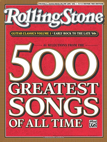rolling-stone-guitar-classics-early-rock-to-the-late-60s-easy-guitar-tab-ediiton-61-selections-from-