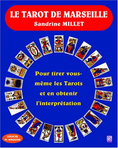 Le Tarot de Marseille selon Sandrine Millet (CD-Rom pour PC)