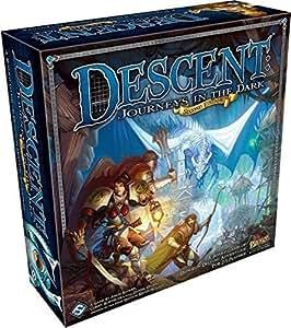 Fantasy Flight Games DJ01 - Descent: Journeys in the Dark (2nd Edition) (English)