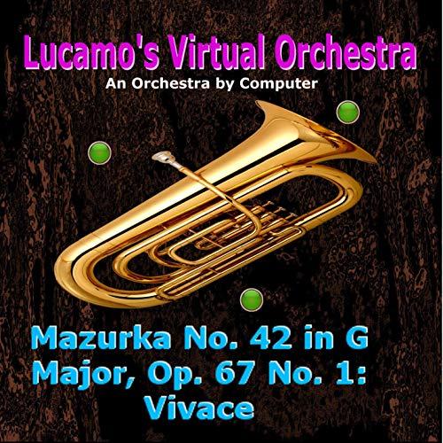 Mazurka No. 42 in G Major, Op. 67 No. 1: Vivace