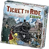 Asmodee 8500 - Ticket To Ride Europa, Edizione Italiana