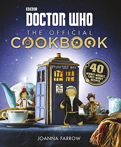 Doctor Who: The Official Cookbook (Männer Ideen Cosplay)