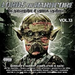 Lords of Hardcore, Vol. 13